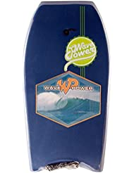3d Power Wave otro Bodyboard Mixta, Aqua/White, Talla 42