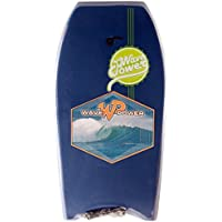 3d Power Wave otro Bodyboard Mixta, Aqua/White, Talla 42