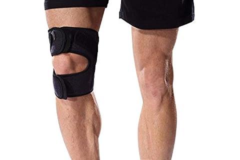 Bonmedico Genuo, Einstellbare Kniebandage Für Damen und