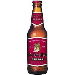 Cerveza KADABRA Red Ale 12 unidades de 33cl