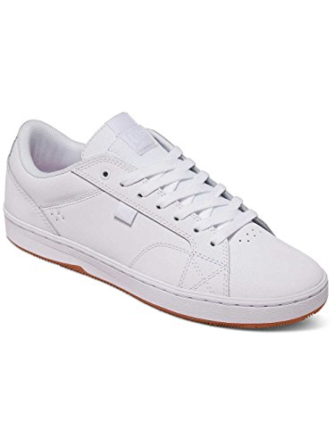 Dc - Astor, White / Gum Hommes Chaussures De Sport