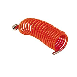 Hose Nylon Coiled with Universal Connectors Ø6X 8MM (5M) ABAC 8973005473