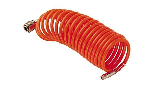 Manguera nylon espiral conectores universales Ø6x8mm