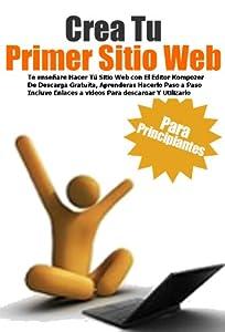 crear pagina web facil: Crear Un Sitio Web, Facil Paso paso