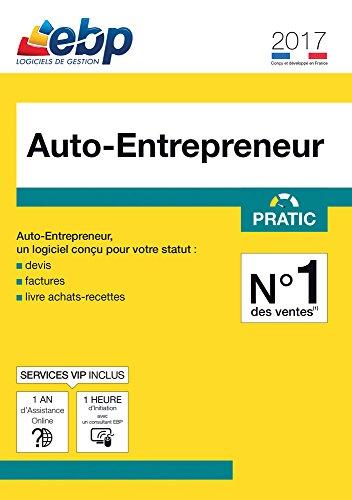 EBP Auto-Entrepreneur Pratic 2017 + VIP [Téléchargement PC]