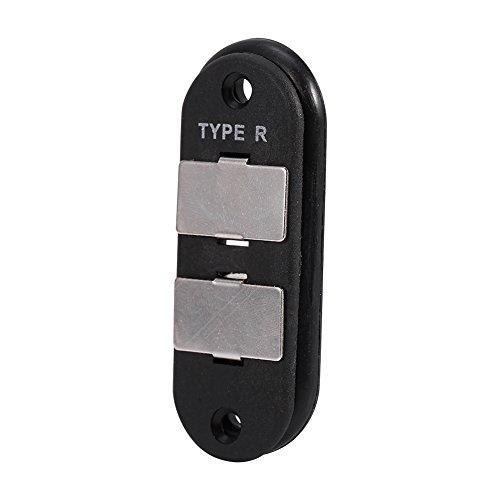 Qiilu interrupteur de contact coulissant pour porte automatique Camion Van alarme syst/èmes de verrouillage central