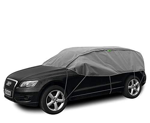 Preisvergleich Produktbild Winter SUV Schutzplane Sonnenplane Schutz vor Sonne und Frost geeignet für Land Rover Discovery Sport I