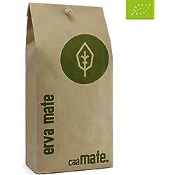 Bio Mate Tee frisch & grün │Yerba Mate│bio | fairtrade | luftgetrocknet | 500g