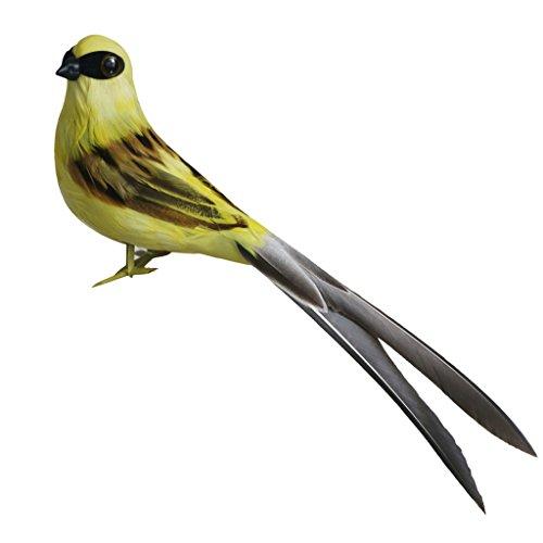 MagiDeal Garten Landschaft Künstliche Vogel Dekofigur Dekoration Farm Vogel Scarer Garten Ornament - # 1   Garten > Dekoration > Dekofiguren   MagiDeal
