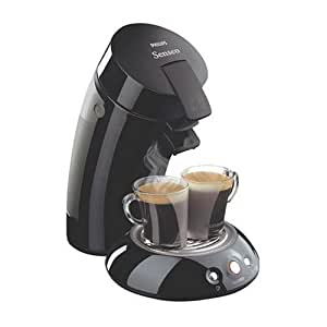 philips senseo hd7814 coffee machine black kitchen home. Black Bedroom Furniture Sets. Home Design Ideas
