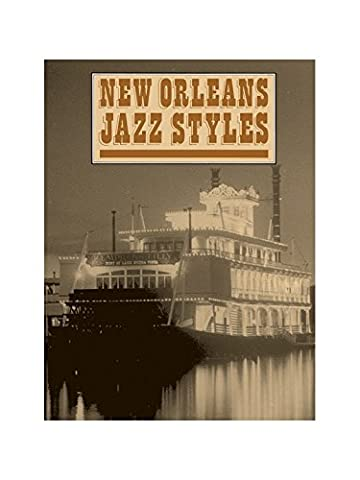 New Orleans Jazz Styles (Complete Edition). Partitions pour Piano