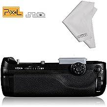 Pixel Vertax MB-D12 Impugnature Batteria Grip Power Pack Per Fotocamera Nikon D800 D800E D810(Sostituire Nikon MB-D12)