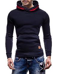 CENTURY Herren Kapuzenpullover Sweatshirt Pullover New CTR-65