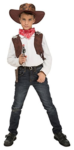 Fille Kostüm Cowboy De - My Other Me-Cowboy Kostüm Ich möchte ich sein (viving Costumes) 5-7 años