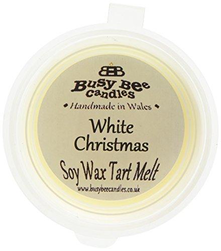 Scheda dettagliata Busy Bee Bianco Candele di Cera profumata Melt, Set da 6