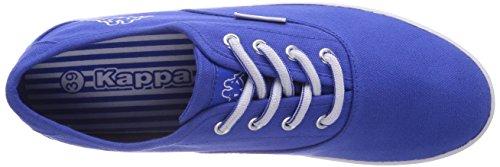 Kappa Holy Unisex-Erwachsene Sneakers Blau (6010 Blue/White)
