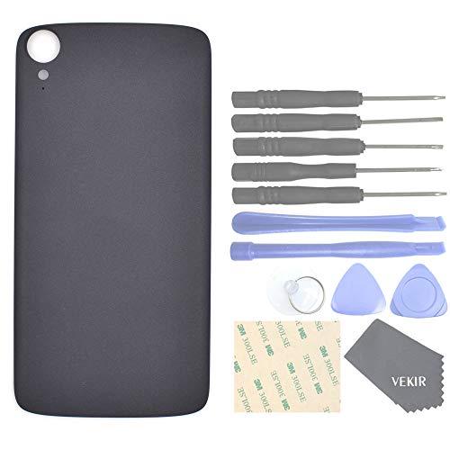 VEKIR Matte Surface Back Battery Case Replacement Compatible with HTC Desire 828(Black) Htc Desire Matte