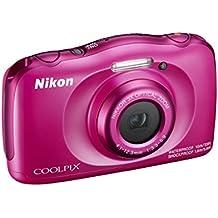 Nikon Coolpix W100 Fotocamera Digitale Compatta, 13,2 Megapixel, LCD 3