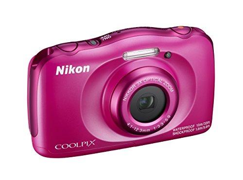 nikon-coolpix-w100-fotocamera-digitale-compatta-132-megapixel-lcd-3-full-hd-rosa-nital-card-4-anni-d