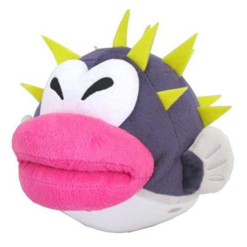 """Super Mario - Porcupuffer Plush - 18cm 7"""""""