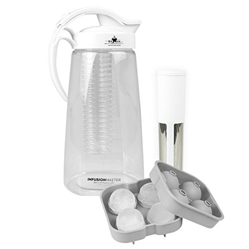 Oishii Tee Infusion Master – Thermos Thé avec...