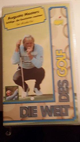 Die Welt des Golf - Augusta Masters [VHS]