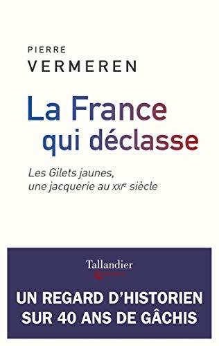 La France qui déclasse: Les Gilets jaunes, une jacquerie au xxe siècle (TALLANDIER ESSA) par  Tallandier