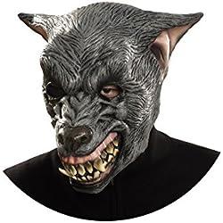 My Other Me Máscara hombre lobo (Viving Costumes 200416)