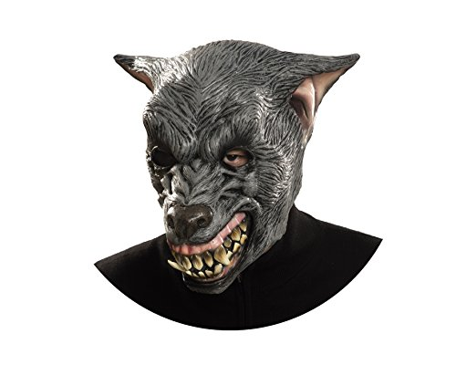 My Other Me - Máscara hombre lobo (Viving Costumes 200416)