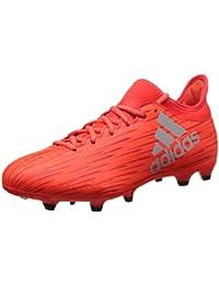 adidas X 16.3 Fg, Botas de Fútbol para Hombre