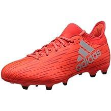 adidas scarpe calcio rosse