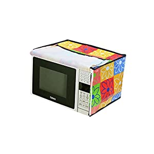 Furnishing Kingdom Microwave Oven Cover for LG 20 Litre Convection Microwave Oven