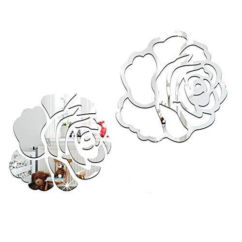 alxcio-roses-combination-3d-mirror-wall-stickers-removable-home-decor-decal-3d-rose-wall-art-bedroom