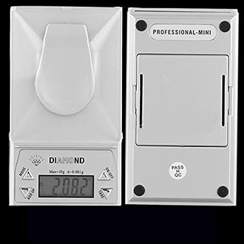 Balance Scale - Digital Pocket Scale Lcd Display Balance Weight