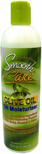 Smoothcare hydratante à l'huile d'olive 355 ml