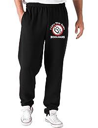 T-Shirtshock - Pantalones Deportivos T0157 i love this game hooligans