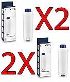 2x Filter Wasserenthärter DLSC002Kaffeekanne DeLonghi ECAM ESAM Etam BCO 5513292811