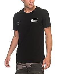 Cheap Monday Herren T-Shirts Standard Tee Barcode