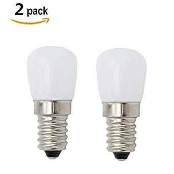 e14 led ampoule pour r frig rateur zszt 2w e14 lumi re equivalent halog ne 25w frigo lampe. Black Bedroom Furniture Sets. Home Design Ideas