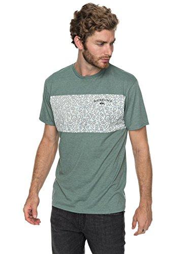 Quiksilver Cactus Falls - T-Shirt - T-Shirt - Männer - M - Blau