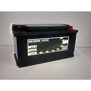 Batterie demarrage 12v 92ah 720a