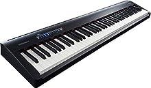 ROLAND FP-30 88 Key Digital Piano, Noir