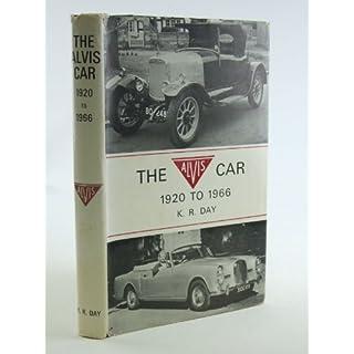 The Alvis car, 1920-1966