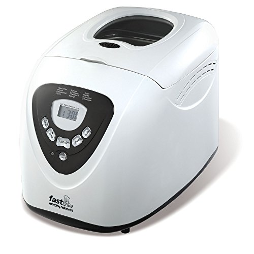 Morphy Richards Fastbake Breadmaker 48281 White Breadmaker