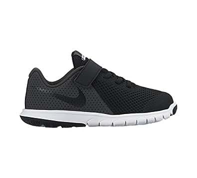 Nike Flex Experience 5 (PSV) Running Shoes, Boy, Black, 33