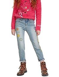 Desigual Mädchen Denim Trousers Fernandez Jeans