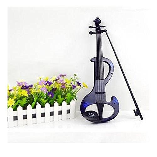 E Support™ Violine Spielzeug Musikerziehung Instrumente Kinder Geschenk Blau