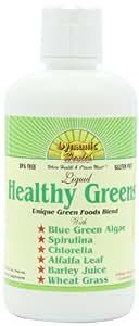 Healthy Greens Liquid, 32 fl oz