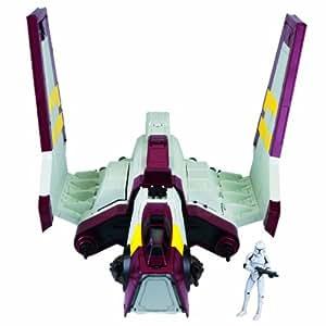 Star Wars - 285331860 - Figurine - Vaisseau de la Republique - Exclusive Spéciale