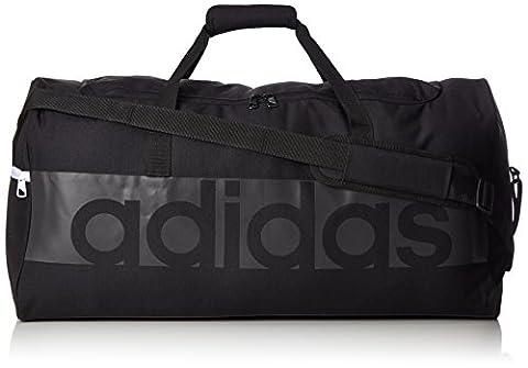 Sac d'équipe Adidas unisexe Tiro Linear L L Noir/gris